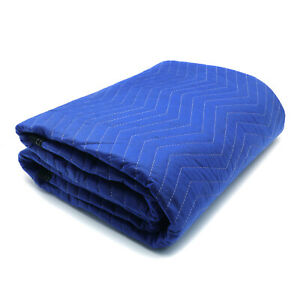 72x80 1PC Thick Furniture Moving Packing Blanket For furniture Pads