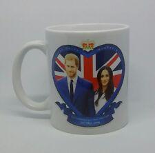 Prince Harry mug & Megan Markle mug Royal family Queen 19th may 2018