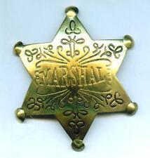 US  Marshal Stern  Western Sheriff Texas Cowboy Marshall 122