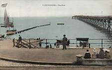 Cleethorpes. The Pier by Charles Voisey.