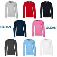 Gildan Ladies' Soft Style Long Sleeve T-Shirt