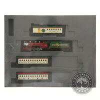 OPEN BOX Bachmann Trains 24017 Spirit of Christmas Ready to Run Set - Multicolor
