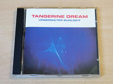 Tangerine Dream/Underwater Sunlight/1986 CD Album