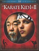 The Karate Kid I & II Collector's Edition [New Blu-ray]