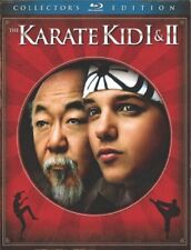 The Karate Kid I & II Collector's Edition [New Blu-ray]