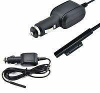 12V Car Charger Cigarette Power Supply Adapter For Microsoft Surface Pro 4/Pro 3