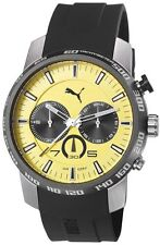 NEW PUMA PU103051007 MENS ESSENCE WATCH - 2 YEAR WARRANTY