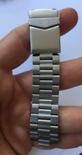 Men's Swiss Army Summit Watch Band Stainless Steel 23MM No Ends 21mm Buckle