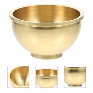 1pc eau tasse d'eau sainte tasse de sacrifice d'approvisionnement pour