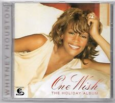 CD  / WHITNEY HOUSTON - ONE WISH THE HOLIDAY ALBUM (ANNEE 2003)
