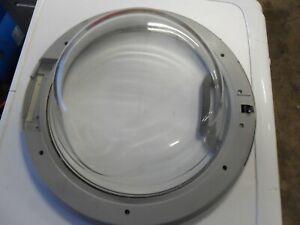 used Genuine Hotpoint Washing Machine Door Bowl Glass used