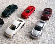 B73 N - SET 25 Autos PKWs BMW Opel Porsche 1:160 z.B. für Autozug