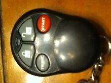KEYLESS REMOTE ENTRY FOB ELV144 OMEGA TRANSMITTER CAR START CLICKER