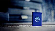Ellusionist Blue Limited Deck - LTD Playing Cards - Magic Tricks - New