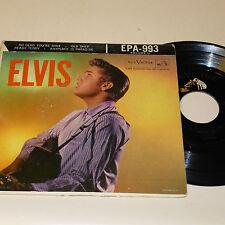 ELVIS PRESLEY 45RPM EP RECORD - RCA VICTOR EPA-993