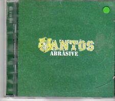 (DV741) Santos, Abrasive - 2004 double CD