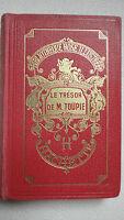 Le trésor de M. TOUPIE   Hachette bibliothèque rose illustrée