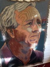Arnold Palmer Fabric Throw By Gregory Adamson Limited Edition