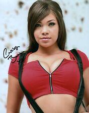 9eb31582f4 Cassidy Banks Super Sexy Hott Adult Model Signed 8x10 Photo COA 35
