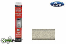 Ford Smoke Stone Touch Up Paint Pen Brush HG w/ Clear Top Coat Motorcraft OEM