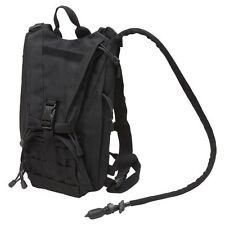 SEAL3 Hydration Pack with 2.5 L Backpack Water Bladder. Tactical, Military, Fits
