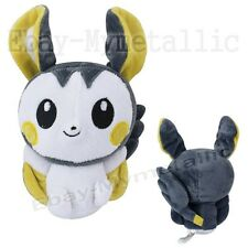 "Pokemon Emolga 11cm / 4.3"" Soft Plush Stuffed Toy Doll #587"