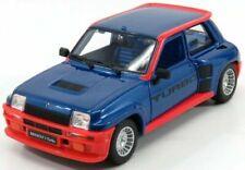 Articoli di modellismo statico Burago Scala 1:24 per Renault