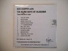 BEN HARPER W/ THE BLIND BOYS : THERE WILL BE A LIGHT ♦ CD ALBUM PORT GRATUIT ♦