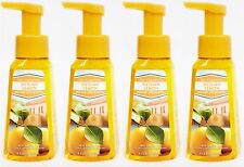 4 Bath & Body Works SICILIAN LEMON Antibacterial Gentle Foaming Hand Soap
