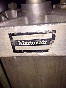 MARTONAIR SM1980/300/B PNEUMATIC CYLINDER WORKING