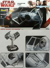 Revell 1/72 Guerra De Las Galaxias Darth Vader's Tie Fighter Nuevo Fine Molds Modelo Kit 06881