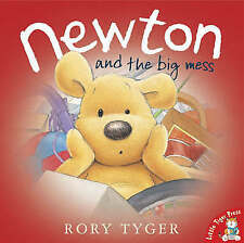 Newton and the Big Mess, New, Rory Tyger Book