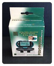 Oregon scientific PE316PM Pedometer with Pulse Monitor - Unused