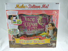DIY Fairy Tale Art Story Book maker for girls  340 peice set with stickers