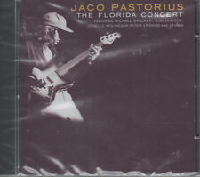Jaco Pastorius The Florida Concert CD NEU Featuring Michael Brecker Bob Mintzer