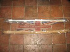 Brand New Front AND Rear Bumper Bars Pair of Bumpers MG TD T Series 453-010/20