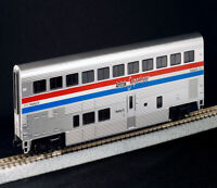 NEW KATO Amtrak Superliner Sleeper Phase II HO Scale 35-6082