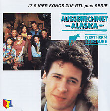 AUSGERECHNET ALASKA - CD - 17 SUPER SONGS ZUR RTL plus SERIE