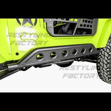 "Pro Comp Suspension 66168 1//4/"" Steel Crawler Rear Bumper w// Receiver for Jeep"