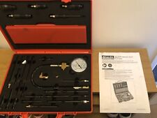 Sealey  VS2044 Diesel Engine Master Compression Tester Test Kit Car Van HGV PSV