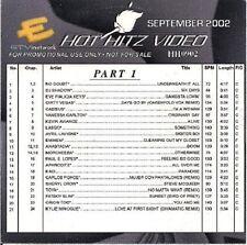 ETV Hot Hitz- SEPTEMBER 2002 4 HR PROGRAM