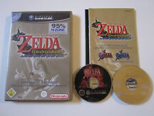 Zelda THE WIND WAKER EDIZIONE LIMITATA + Ocarina of Time-Nintendo GameCube