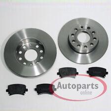 VW Touran 1t1 1t2  Bremsscheiben Bremsen Bremsbeläge für hinten die Hinterachse*