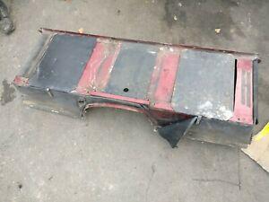 Land rover Defender 90 300TDI R380 seat box
