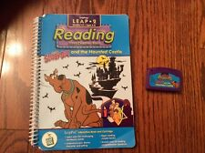 LeapPad Leap 2 Grade 1-3 Reading Scooby-Doo & the Haunted Castle Book/Cartridge