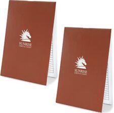 Sunrise Chess Games Score Book (2 Pack)