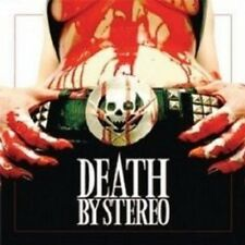 "DEATH BY STEREO ""DEATH IS MY ONLY FRIEND"" CD NEW+"