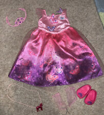 Complete With Accessories Baby Born doll dress princess fairy butterfly