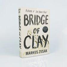 Markus Zusak: Bridge of Clay - First Edition - Signed