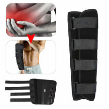 Elbow Support Night Splint Arm Forarm Braces Orthotics Adjustable Protector S-L
